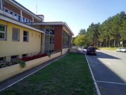 Sportski centar Košutnjak (sa parkinga)