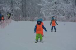 skijanje za decu